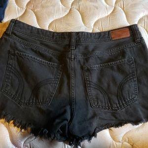 Hollister Shorts - Hollister factory destroyed shorts